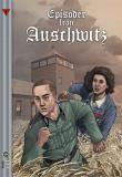 Bokomslag för Episoder från Auschwitz. Kärlek i dödens skugga
