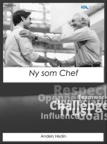 Omslagsbild för Ny som Chef