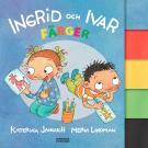 Bokomslag för Ingrid och Ivar: Färger