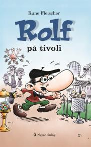 Omslagsbild för Rolf på tivoli