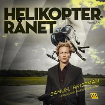 Omslagsbild för Helikopterrånet - inifrån