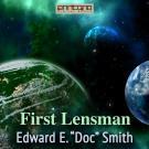 Omslagsbild för First Lensman