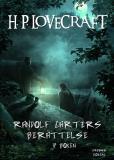 Cover for Randolph Carters berättelse  &  Boken