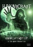 Cover for Nyarlathotep  &  Den onda prästen