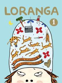 Omslagsbild för Loranga. Del 1