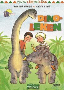 Omslagsbild för Dinoleken