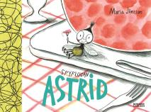 Cover for Spyflugan Astrid