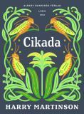 Bokomslag för Cikada : Dikter