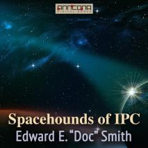 Cover for Spacehounds of IPC