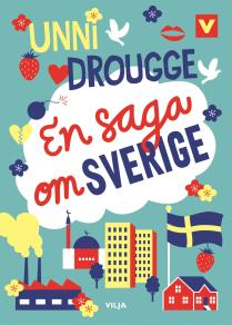 Cover for En saga om Sverige