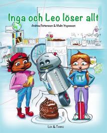 Cover for Inga och Leo löser allt