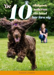 Omslagsbild för De 10 viktigaste sakerna din hund bör lära sig
