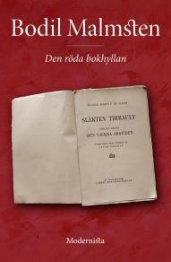 Omslagsbild för Den röda bokhyllan