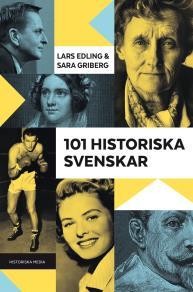 Omslagsbild för 101 historiska svenskar