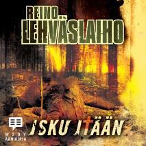Cover for Isku itään