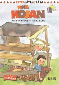 Cover for Fina kojan