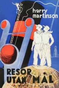 Cover for Resor utan mål