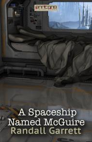 Omslagsbild för A Spaceship Named McGuire