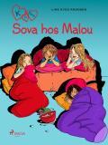 Omslagsbild för K för Klara 4 - Sova hos Malou