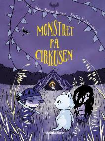 Cover for Monstret på cirkusen