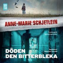 Cover for Döden den bitterbleka