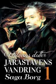 Cover for Jarastavens vandring 1 - Völvans dotter