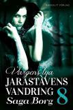 Cover for Jarastavens vandring 8 - Vargens lya