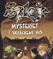 Omslagsbild för Mysteriet i skräckens hus