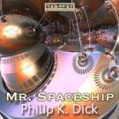 Omslagsbild för Mr. Spaceship