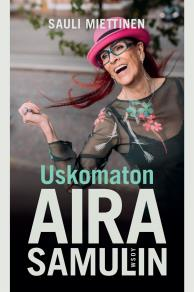 Cover for Uskomaton Aira Samulin