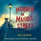 Bokomslag för Morden på Mangle Street