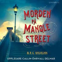 Omslagsbild för Morden på Mangle Street