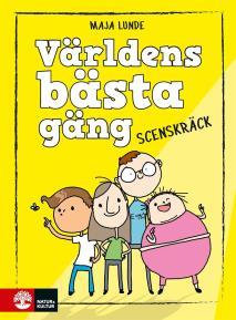 Cover for Världens bästa gäng – Scenskräck