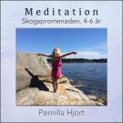 Omslagsbild för SKOGSPROMENADEN - vägledd meditation för barn 4-6 år