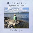 Omslagsbild för Vägledd meditation för tonåring - RYMDEN