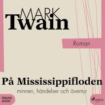 Cover for På Mississippifloden