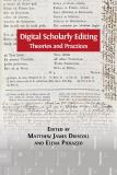 Omslagsbild för Digital Scholarly Editing: Theories and Practices