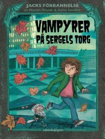 Cover for Vampyrer på Sergels torg