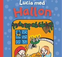 Cover for Lucia med Hallon