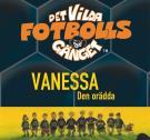 Bokomslag för Det vilda fotbollsgänget 3 Vanessa