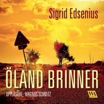 Cover for Öland brinner