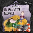 Omslagsbild för Maja Stormhatt 1 - En häxa sitter barnvakt av Suzanne Mortensen