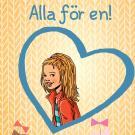 Omslagsbild för K för Klara 5 – Alla för en
