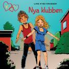 Omslagsbild för K för Klara 8 - Nya klubben