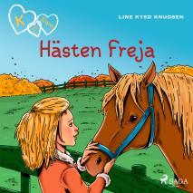 Omslagsbild för K för Klara 12 - Hästen Freja