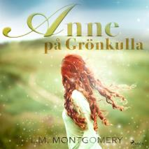 Cover for Anne på Grönkulla