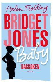 Omslagsbild för Bridget Jones baby : Dagboken