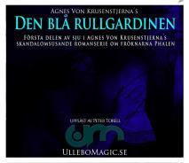 Cover for Den blå rullgardinen