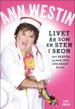 Cover for Livet är som en sten i skon