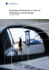 Cover for Exchange of Information in Cases of Trafficking in Human Beings